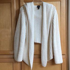 Eileen Fisher Organic Cotton Sweater/Shawl
